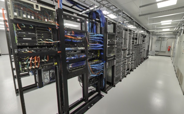 Actual pic from our datacenter